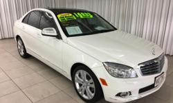 Thank you for your interest in one of Mercedes-Benz Of Honolulu's online offerings. Please continue for more information regarding this 2009 Mercedes-Benz C-Class 3.0L Luxury with 28,252 miles. When y