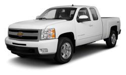 Exterior Color: white, Body: Extended Cab Pickup, Engine: Gas/Ethanol V8 5.3L/323, Fuel: Flex F, Doors: 2
