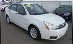 Ford Focus SE 2010 White Suede Just Reduced! Awards: * 2010 KBB.com Brand Image Awards  Options:  2-Speed Fixed Intermittent Wipers|Black Door Handles|Body-Color Bumpers|Chrome 2-Bar Grille|Halogen He