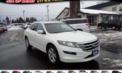 4WD. Carrying the load, so you don't have to. Storage galore. GO TEAM SAVE MONEY! Set down the mouse because this 2010 Honda Accord Crosstour is the SUV you've been looking for. This Accord Crosstour