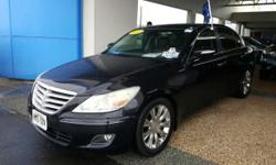 Looking for a clean, well-cared for 2010 Hyundai Genesis? This is it. You can tell this 2010 Hyundai Genesis has been pampered by the fact that it has less than 25,292 miles and appears with a showroo