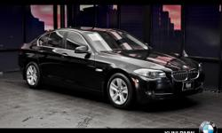 You can expect a lot from the 2011 BMW 528i! Brimming with advanced technology inside and out, this vehicle injects its segment with exhilarating performance and paradigm-shifting design! BMW prioritized practicality, efficiency, and style by including: