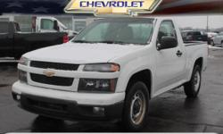 Options:  2011 Chevrolet Colorado Work Truck|4X2 Work Truck 2Dr Regular Cab|**Local Trade-In**. Call And Ask For Details! Join Us At Frank Beck Chevrolet! Frank Beck Chevrolet Is Proud To Offer This W