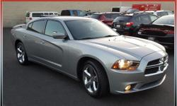 *Come take a look at this Dodge Charger! This 2011 Charger comes with the V6 3.6L award winning Pentastar engine! It also comes with power windows and locks, premium sound, power seat and so much more! Call us a to schedule a test drive!*  Boasts 27