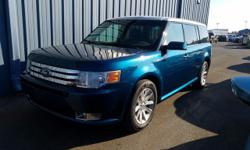 This outstanding example of a 2011 Ford Flex SEL is offered by Hertrich Nissan. There is no reason why you shouldn't buy this Ford Flex SEL. It is incomparable for the price and quality. The look is u