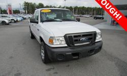Extended Cab! Short Bed! You'll be hard pressed to find a better truck than this great 2011 Ford Ranger. This outstanding Ford is one of the most sought after used vehicles on the market because it NE
