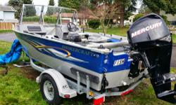 Whether you decided to fish outdoors waters of the Puget Sound or on a quiet lake someplace in the US, you will be kindlied with her fish-ability and comfort throughout a long day of chasing fish. The