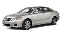 ***AIR CONDITIONING***, ***AUTOMATIC***, ***DEALER SERVICED***, ***LOCAL TRADE***, ***NON SMOKER***, and ***DEALER RECONDITIONED***. 2011 Toyota Camry.If you want an amazing deal on an amazing car tha