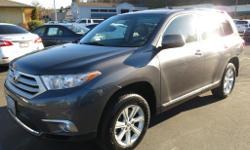 This is one of the cleanest vehicles we have seen. This mid-size suv has four wheel drive capabilities. You will immediately be impressed by the curb appeal of the vehicle. The well designed interior