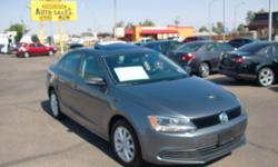 Options:  2011 Volkswagen Jetta Se Sport Sedan|Platinum Gray Metallic|5 Cylinder Engine|6-Speed A/T|A/C|A/T|Abs|Adjustable Steering Wheel|Aluminum Wheels|Am/Fm Stereo|Auxiliary Audio Input|Bluetooth C