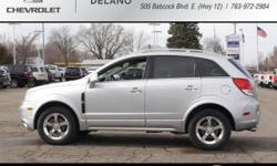 Recent Arrival!**ALL WHEEL DRIVE!**.**FULL TANK OF GAS***FREE LIFETIME CAR WASH**Come visit us in Delano. We are only 15 miles west of Minnetonka on Hwy 12!  Options:  Roof - Power Moon|All Wheel Driv