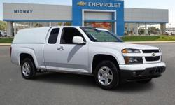 Well Maintained. GM Certified, 3.7L 5-Cylinder SFI DOHC, and Automatic. Buttons are well-balanced and controls are commonsensical. Tons of cargo room! Set down the mouse because this 2012 Chevrolet Co