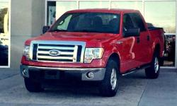 Check out this gently-used 2012 Ford F-150 we recently got in. Today's luxury vehicle is not just about opulence. It's about a perfect balance of performance, comfort and attention to detail. This 2012 Ford F-150 is the perfect example of the modern
