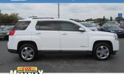 This 2012 GMC Terrain SLT-2 in is well equipped with: 32/22 Highway/City MPG Awards:  * 2012 JD Power Dependability Study  * 2012 IIHS Top Safety Pick Reviews:  * Quiet and attractive cabin; sophistic
