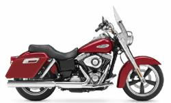 Year:2012Condition:New ABS Dyna! The 2012 Harley-Davidson Dyna Switchback FLD with detachable saddlebags and windshield is perfect for both cruising and touring. It's like having two bikes in one. Its