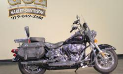 2012 Harley-Davidson FLSTC Heritage Softail Classic Mileage on this bike is super low, 24,000+. Great touring model! Come out to Goe Harley-Davidson in Angleton, TX and check it out or call 979-849-36