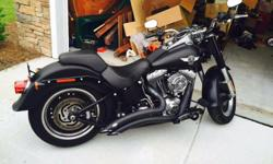 Make: Harley Davidson Model: Other Mileage: 4,575 Mi Year: 2012 Condition: Used I'm selling my 2012 Fatboy Lo Motorcycle. The bike runs and sounds perfect, I just don't have the time to ride anymore a