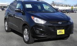 Includes a CARFAX buyback guarantee!!  This sweet 2012 Hyundai Tucson is the ready SUV you've been searching for. This is the vehicle for you if you're looking to get great gas mileage on your way to