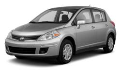 Used 2012 Nissan Versa, key features include: an Auxiliary Audio Input,  Electronic Stability Control, and  Power Windows.  This 2012 Nissan Versa S, Stock number 17326 features a black exterior and h