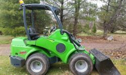 Loaders Wheel Loaders 3545 PSN . BEACON LIGHT KIT REAR DOUBLE ACTING AUX HYDRAULICS ATTACHMENT CONTROL SWITCH FOR ELECTRIC OVER HYDRAULIC ATTACHMENTS. 2013 Avant 635 635 2013 AVANT 635 Wheel Loaders M