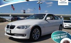 AWD. Low miles indicate the vehicle is merely gently used. Yeah baby! GREENWAY DEAL! Your quest for a gently used car is over. This terrific-looking 2013 BMW 3 Series has only had one previous owner,