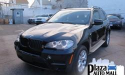 Recent Arrival! 2013 BMW X5 xDrive35i Premium Jet Black CARFAX One-Owner. *150 POINT QUALITY ASSURANCE INSPECTION*, *BLUETOOTH, HANDS-FREE*, *Sunroof / Moonroof*, *Premium Wheels*.Welcome to Plaza Aut