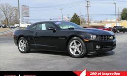 Exterior Color: black, Body: LT 2dr Coupe w/2LT, Engine: 3.6 6 Cyl., Fuel: Gasoline, Doors: 2