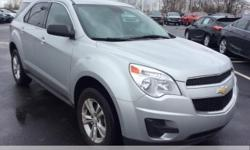 Chevrolet Equinox  Clean CARFAX.    29/20 Highway/City MPG  Reviews:    * Premium look inside and out; quiet cabin with lots of storage bins; spacious and adjustable backseat; comfortable highway ride