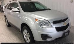 Recent Arrival! 2013 Chevrolet Equinox LT 1LT Clean CARFAX. *REMOTE STARTER*, 17 Aluminum Wheels, Power driver seat, SIRIUSXM Satellite Radio, Steering wheel mounted audio controls. Includes peace of
