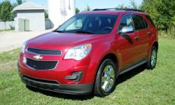 Looking for a clean, well-cared for 2013 Chevrolet Equinox? This is it. In their original incarnation, SUVs were chiefly owned by folks who valued utility above sport. Not anymore! The Chevrolet Equin