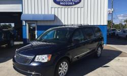 Options:  2013 Chrysler Town & Country Touring|Blue|**One Owner**|**Clean Carfax**|**No Accidents**|**Leather**|**Dealer Maintained**|And **Serviced And Professionally Detailed**. Town & Country Touri