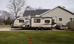 Up For Sale Is A Very Nice Coachman Limited Addition Freedom Express, 28 Foot, Less Than 4000 Miles, Loaded With Electric Fireplace,Side Slide Out,Stabilizer Jacks,Awning, Electric Hitch Jack, I Am Li