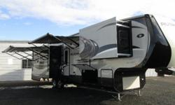 2013 Crossroads Rushmore Washington...Luxury 5th wheel...4 slides This is the Washington RF39WA model...4 slideouts Too many features to list but here are some highlights: FREE DELIVERY AND SET-UP WIT
