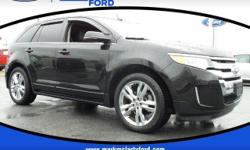 Recent Arrival! Clean CARFAX. 30/21 Highway/City MPG 2013 Ford Edge Limited FWD 21/30mpg 6-Speed Automatic Mark McLarty Ford Lincoln, in North Little Rock, Arkansas offers new and used Cars, Crossovers, SUVs and Trucks! If you are asking yourself what is