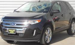 It's not often you find just the vehicle you are looking for AND with low mileage. This is your chance to take home a gently used and barely driven Ford Edge. This vehicle comes with an extra bonus: p