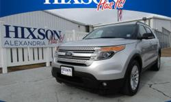 This 2013 Ford Explorer XLT is proudly offered by Hixson Autoplex of Alexandria Your buying risks are reduced thanks to a CARFAX BuyBack Guarantee. Do so much more with one vehicle. This Ford Explorer