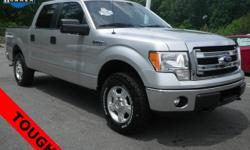 Exterior Color: ingot silver metallic, Body: Crew Cab Pickup, Engine: 5.0L V8 32V MPFI DOHC, Fuel: GASOLI, Doors: 4