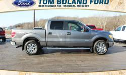 2013 Ford F-150 XLT ABS brakes, Compass, Electronic Stability Control, Illuminated entry, Low tire pressure warning, Remote keyless entry, Traction control.  Awards:   * 2013 KBB.com Brand Image Award
