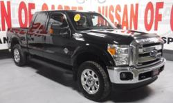 This model has a V8, 6.7L; Turbo high output engine. The high efficiency automatic transmission shifts smoothly and allows you to relax while driving. When you encounter slick or muddy roads, you can engage the four wheel drive on this 1 ton pickup and