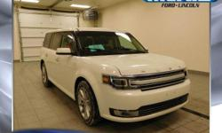 Flex Limited, 4D Sport Utility, and AWD. With such a quiet cabin, it's like a protected habitat. Titanic cargo capacity. Thank you for taking the time to look at this good-looking 2013 Ford Flex. It i