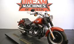 (512) 309-7503 ext.5194 BOOK VALUE IS $14,565 FINANCING AND EXTENDED WARRANTY AVAILABLE! 90 DAY LABOR WARRANTY INCLUDED YOU ARE LOOKING AT A 2013 HARLEY-DAVIDSON FAT BOY LO (FLSTFB)