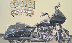 2013 Harley-Davidson FLTRXSE2 CVO This motorcycle only has a little over 9,000 miles on it and looks brand new! Come out to Goe Harley-Davidson in Angleton, TX and check it out or call 979-849-3681 fo