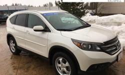 BRING IN THE NEW YEAR WITH GREAT SAVINGS! Eisinger Honda you premier Honda Dealer! EX-L White Certified. CARFAX One-Owner. Clean CARFAX. *One Owner, *Non-Smoker, AWD / 4WD / 4x4, Sunroof / Moonroof /