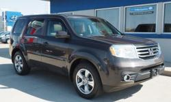 4WD. All the right ingredients! Come to the experts! Don't miss the terrific bargain! Your time is almost up on this stunning-looking 2013 Honda Pilot with such low mileage. Honda Certified Pre-Owned