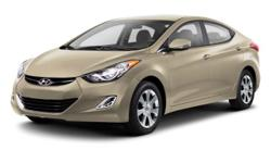 2013 Hyundai Elantra GLS ABS brakes, ABS w/Electronic Brake Force Distribution (EBD), Dual Heated Power Outside Mirrors, Electronic Stability Control, Heated door mirrors, Illuminated entry, Low tire