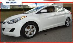 NEW TIRES, NEW BRAKES, WHEEL ALIGNMENT COMPLETED, TIRES BALANCED, AND OIL CHANGED Heated Front Seats, Keyless Entry, and Tire Pressure Monitors -Carfax One Owner- -Certified- -Low Mileage- This 2013 H