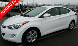 This vehicle qualifies for Warranty For Life at no extra charge!! A powertrain warranty good for as long as you own it! This wonderful 2013 Hyundai Elantra is a great little car! It gives you plenty o