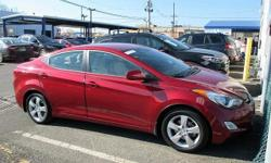Thank you for your interest in one of Maxon Hyundai Mazda's online offerings. Please continue for more information regarding this 2013 Hyundai Elantra GLS PZEV with 19,156 miles. When it comes to high