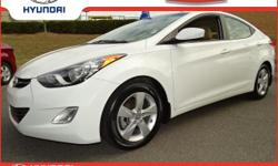 New Tires, New Brakes, Wheel Alignment Completed, Tires Balanced, and Oil Changed This 2013 Hyundai Elantra GLS is. This GLS comes with great features including: Keyless Entry, and Tire Pressure Monit