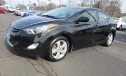 This  2013 Hyundai Elantra has all you've been looking for and more! This Elantra has been driven with care for 32725 miles. Ready to hop into a stylish and long-lasting ride? It wont last long so hur